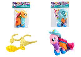 """Лошадка """"Little Pony"""", аксессуары, JR898D-A1-A2-A3-A4"""