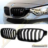 Решетки радиатора стиль M3 для BMW F30/F31