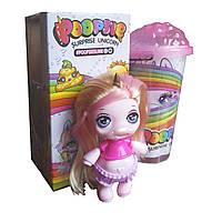 """Пупси Единорог / Poopsie Unicorn """"Мороженное""""(единорожка, аксессуары, слайм, наклейки) scs scs"""