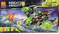"Конструктор Bela 10816 Nexo Knights (аналог Lego 72003) ""Бомбардувальник Берсеркер"", 386 дет., фото 1"