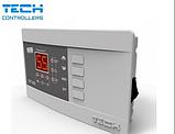Автоматика для твердопаливного котла Tech ST-22N (Польща), фото 3