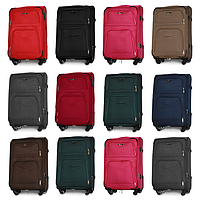 Средние чемоданы Fly 6802 на 4-х колесах