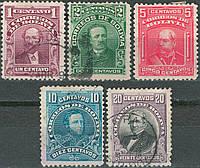 Боливия 1901 - 1902