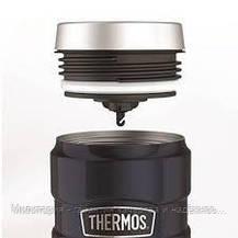 Термокружка Thermos Stainless King Travel Mug, Midnight Blue, 470 ml 160030, фото 3