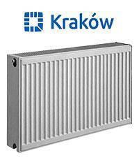 Радіатор Krakow тип22 500H х 1600L (бічний), фото 2