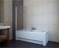 Шторка для ванны Koller Pool Waterfall Line QP 93 хром, стекло прозрачное, фото 1