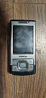 Мобільний телефон Nokia 6500 Slide Silver RM-240 № 9051118