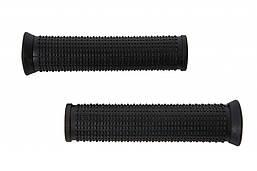 Ручки руля TPR длина: 125мм JUNTAI JT-G07 (черн.)