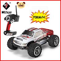 Машинка WLtoys A979-B  4WD 70 км/год  rc іграшка-монстр RC Monster Truck 7.4V 1400MAH