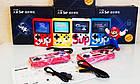 [ОПТ] SUP 400 in 1 - портативная игровая приставка-консоль SUP Game Box с джойстиком 400в1. Retro FC Game Box, фото 2