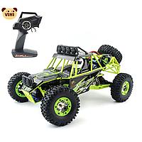 Машинки на радіокеруванні WL Toys 12428 4WD 1/12 2.4G 50 км/год подарок мальчику джип на радиоуправлении