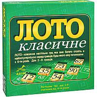 Настольная игра Arial Лото класичне 910046, настолка, подарок