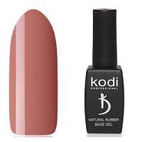 Kodi, База Natural Rubber Base, Dark beige, 12 мл, фото 1