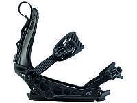Крепление для сноуборда K2 Cinch TS Black 2020, фото 1