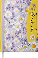 Щоденник недатований LAURA, A5, жовтий