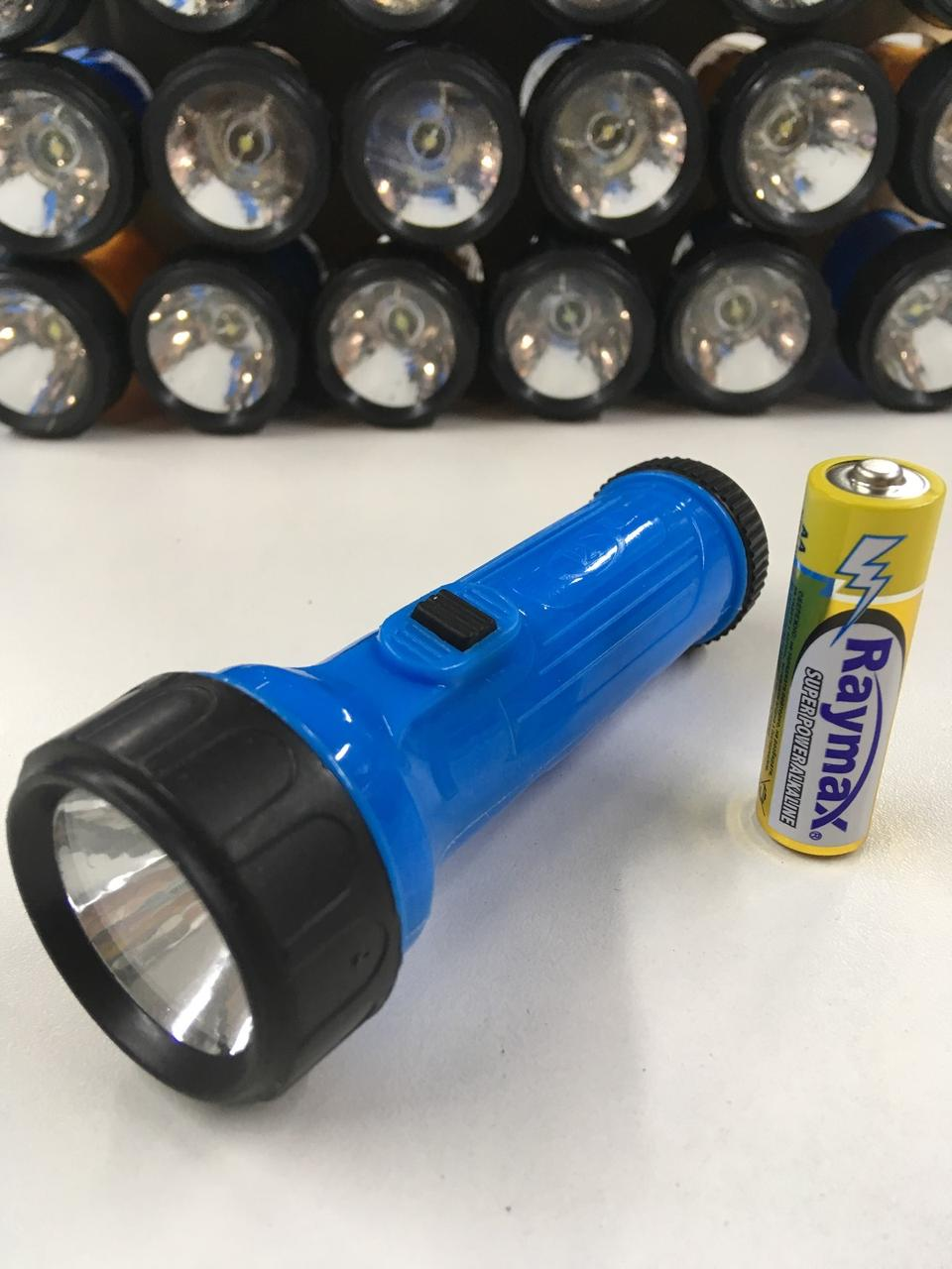 Пластиковые фонарь на одной пальчиковых батарейках LJ-456 (720 шт/ящ)