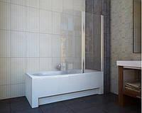 Шторка для ванны Koller Pool Waterfall Line QP 95 R хром, стекло Grape, фото 1
