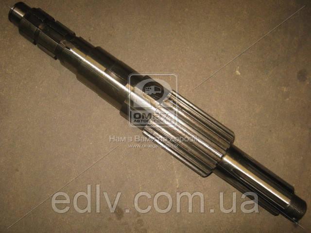 Вал вторичный КПП ЯМЗ 236 RIDER  236-1701105-Б