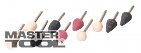 MasterTool  Камни шлифовальные 3 мм, набор 10 шт, Арт.: 12-2020