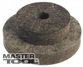 MasterTool  Круг войлочный жесткий 125 мм, Арт.: 08-6012