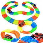 [ОПТ] Дитяча гоночна траса Magic Tracks на 220 деталей з машинкою. Світиться гоночний трек-конструктор., фото 4