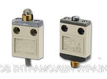 Механічні датчики / Кінцеві вимикачі Omron