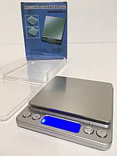 Ваги ювелірні c 2 ма чашами ACS-1208-2/ 2000гр/0,1 g (50 шт/ящ)