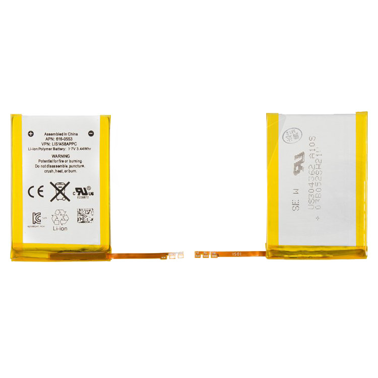 Аккумулятор (батарея, АКБ) для iPod Touch 4G, #616-0553, оригинал