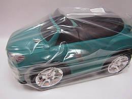 """Каталка-машина """"Mercedes Benz"""", БИРЮЗА, 2-001БИР"""