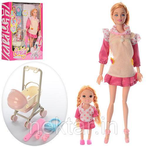 Кукла Anlily набор мама и дочка