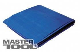 MasterTool  Тент   6 х  8 м, синий, 65г/м2, Арт.: 79-9608