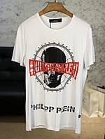 T-Shirt Philipp Plein Air Force White