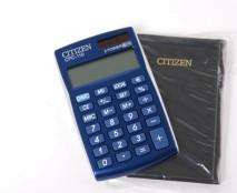 Калькулятор Citizen CPC-110 BLWB, бухгалтерський, 10 р. 9*13