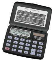 Калькулятор Citizen FS-60BKII, кишеньковий, 8 р. 7,5*10