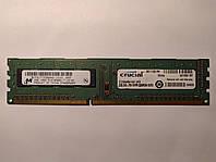 Оперативная память DIMM Micron DDR3 2GB 1Rx8 1066MHz (MT8JTF25664AZ-1G1D1) Б/У, фото 1