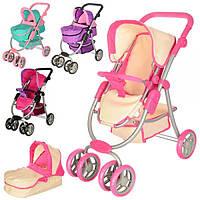 Детская коляска для кукол 9662M