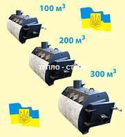 """Печь на дровах """"Эконом 3в1"""""""