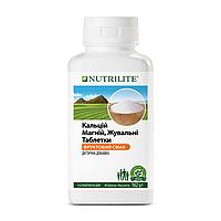 Кальций магний жевательные таблетки NUTRILITE