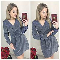 Люрексное платье, фото 1
