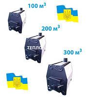 Печь для дачи (100,200,300 м3)