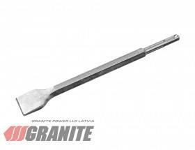 GRANITE  Стамеска плоская SDS-PLUS 17*250*30 мм GRANITE, Арт.: 1-30-250