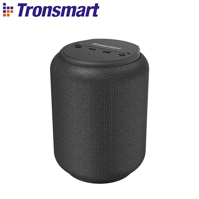 Беспроводная колонка Tronsmart Element T6 mini Black НОВИНКА 2019! ОРИГИНАЛ