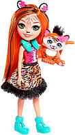Кукла Enchantimals  Танзи с тигренком