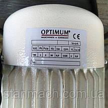OPTIgrind TS 305 (230 V) | дисковый шлифовальный станок по дереву и металлу, фото 3