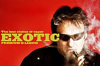 """Жидкость для электронных сигарет """"EXOTIС"""" Германия. Премиум класса. 10 мл. 12мг никотина., фото 1"""