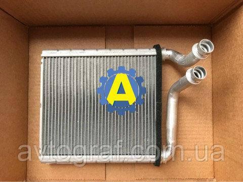 Радиатор печки на Volkswagen Passat (Фольксваген Пассат В6 )2005-2010