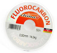 Climax Fluorocarbon 50 m 0,14 мм 1,7 кг/3,74 lb