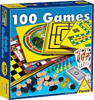 Набор настольных игр Piatnik 100 в 1 (780196)
