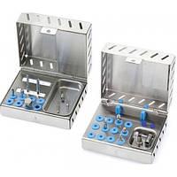 Комплект для имплантологии N1, 500571 Nichrominox