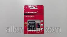 Карта памяти ShengSong microSDHC Class 10, 8GB